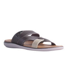 Carvil Coross-713M Men's Casual Sandal - Dark Brown