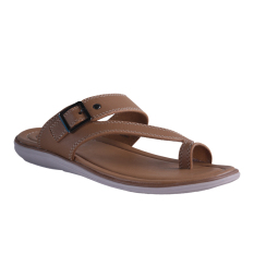 Carvil Coross-714M Men's Casual Sandal - Stone