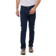 Carvil Muji-36 Jeans Pria - Biru
