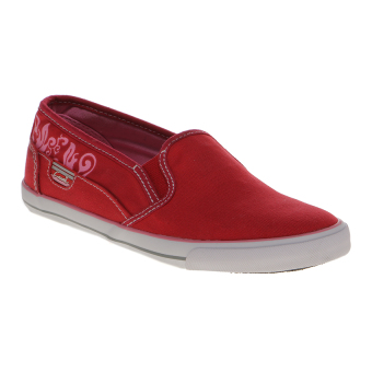 Carvil Wilky Ladies Shoes - Red-Pink