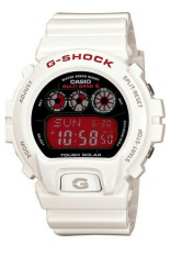 Casio G-Shock Men's White Resin Strap Watch GW-6900F-7