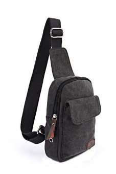 Casual Shoulder Bag (Black)