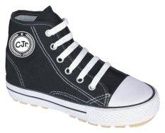 Catenzo Junior Sepatu Warrior Anak - Black CJAx102