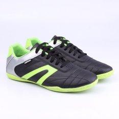 Catenzo Sport Shoes - Sepatu Futsal Pria NS 090 - Black Green