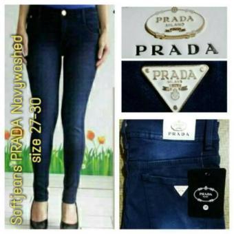 Harga Celana Jeans Wanita Prada Softjeans - PriceNia.com 1a9ff4cec6