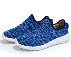 Classic Breathable Mesh Fashion Sneakers Women Size 34-41 Blue