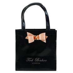 Classic Ted Baker Women's Handbag Waterproof Shopping Bag(black)