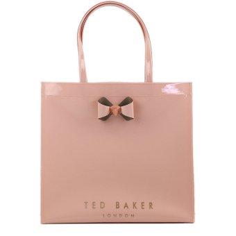 Classic Ted Baker Women's Handbag Waterproof Shopping Bag(Pink)