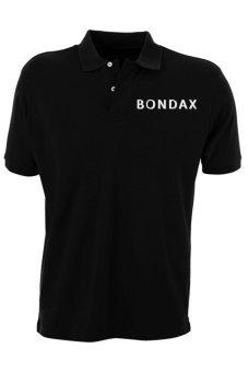 Clothing Online Polo Shirt Bondax - Hitam