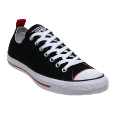Converse Chuck Taylor A/S Speciality Ox Unisex Sneakers - Hitam-Merah