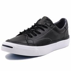 Converse Jack Purcell 2 Leather Ox - Black