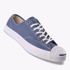 Converse Jack Purcell Signature Ox Men's Sneakers Shoes - Biru