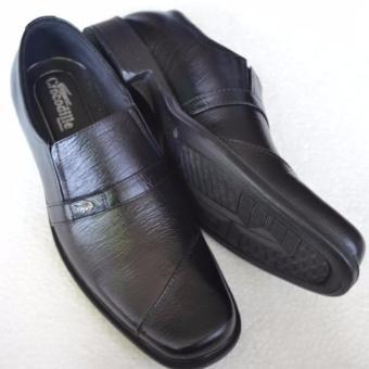 Crocodile Sepatu Formal Sepatu Kerja - Sepatu Pantofel Pria - Kulit Sapi  Asli Pria - 002 491b83327a