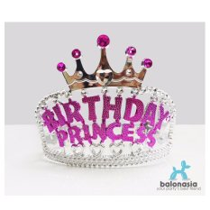 Crown Birthday Princess / Mahkota Ulang Tahun Putri