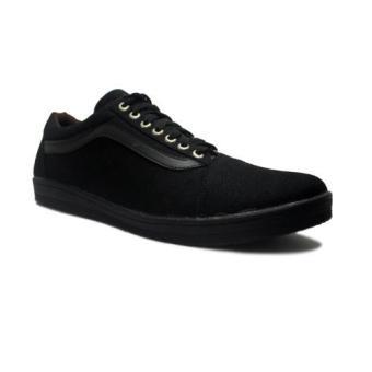 D-Island Shoes Sneakers New Old School Comfort Black