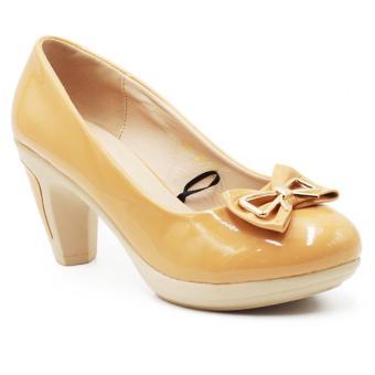 Dea Sepatu Fantofel Wanita 1607-1201 - Camel