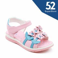 Dea Sepatu Sandal Anak 1611-135 - Pink Size 26-30