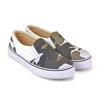 DGC 004 - Sepatu Wanita - Loreng