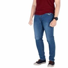 ... siswa SMA longgar celana harem (Biru). Source · Dgm_Fashion1 Celana Jeans Denim Jumbo Pria Panjang /Celana lepis/Celana Jeans Skinny Pria/
