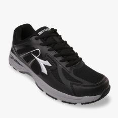 Diadora Damiano Men's Running Shoes - Hitam