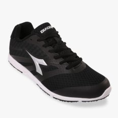 Diadora Liberta VIII Men's Walking Shoes - Hitam