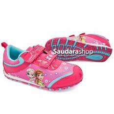 Disney Magical Snow Sepatu Anak Frozen Pink [26-30] / Sepatu Frozen Pink