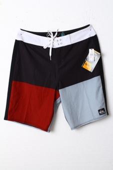 Edberth Shop Celana Pantai Pria - Multicolor - Hitam