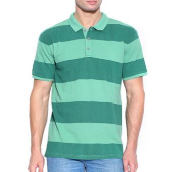 Edberth Shop Polo Shirt Pria - Hijau