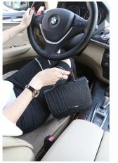 Elegant Women Multi-use Square Bag (Black) - Intl
