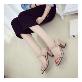 Ellen Grosir - High Heels ERV-02 [Cream]
