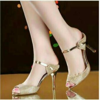 Ellen Grosir - High Heels Morocco [Gold]