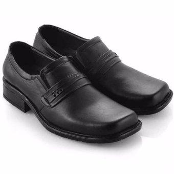 Harga Everflow Sepatu Kantor Formal Pantofel Pria - Kulit - Hitam ... 85f1ce98d6