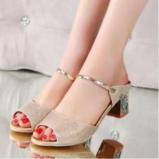 Femine - Sepatu Sandal High Heel Wanita .