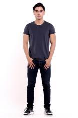 Five Oceans Adam (Vintage Black) Men Shirt / Baju Pria