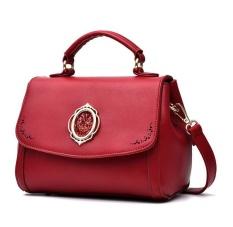 Genevieve 90101 Red Tas Import Cantik Korea Cek Harga Source · Futura 90086  Red Tas Flip bbd17ffa1c