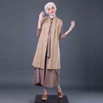 Garsel Fashion - Pakaian / Tunik Wanita - Fhn 011