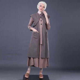 Garsel Fashion - Pakaian / Tunik Wanita - Ims 4259