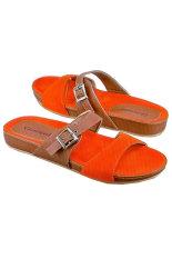 Garsel Sandal Wanita S-398-S - Oranye