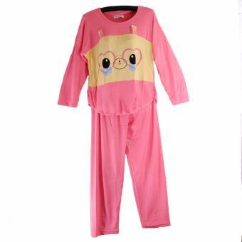 Gasp Babydoll Karakter Panjang #414 - Pink