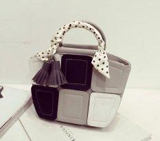 Genevieve 1815 Grey - Handbags Wanita Cantik - Best Seller