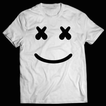 Gildan Marshmello White EDM T Shirt #2