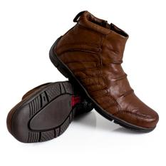 Gino Mariani Raymond Leather - Cokelat Tua
