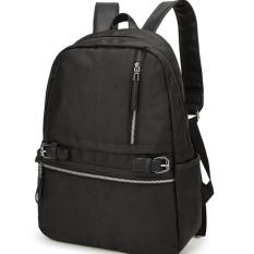 Girlhood Men's Backpack Oxford Cloth Black - Intl