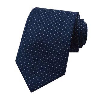 Gracefulvara Jacquard Woven Classic Tie Gentlemen Men Wedding Party Silk Necktie