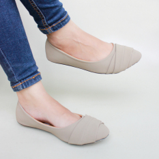 Gratica Flat Shoes AW42 - Abu