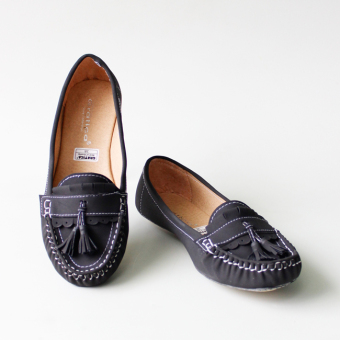 Gratica Loafers IS09 - Hitam