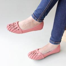 Gratica Sepatu Flat Shoes 074DD - Salem