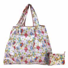Green3R Fancy Foldable Bag FF105 / Tas Belanja Lipat - Tas Belanja Wanita