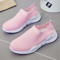 Grils Loafers Slip Ons Fashion Women Sneakers Flat Shoes Parent Kid Matching Shoes - intl