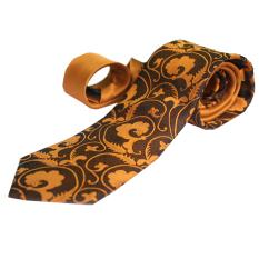 Gudang Fashion - Dasi Pria Terbaru - Orange